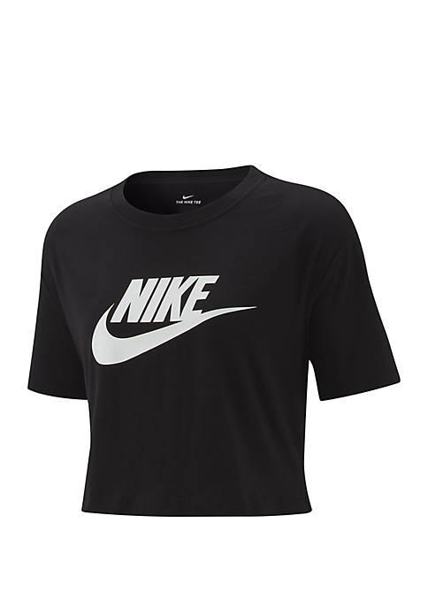 Nike® Sportswear Essential Cropped T-Shirt