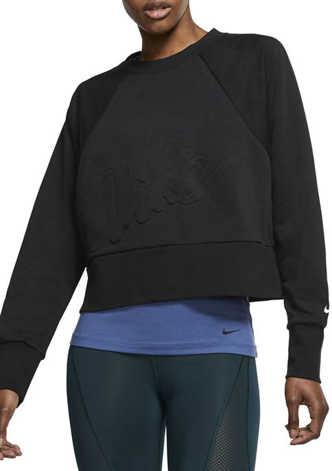 Nike® Sportswear Fleece Crew Top