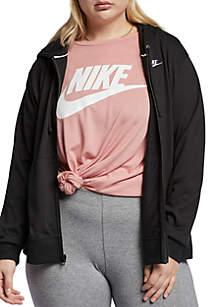 Nike® Plus Size Sportswear Hoodie