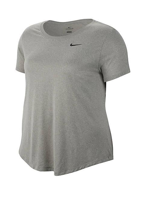 Plus Size Dri-FIT Legend Training T Shirt