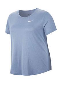 3482d20e1 ... Nike® Plus Size Dri-FIT Legend Training T Shirt