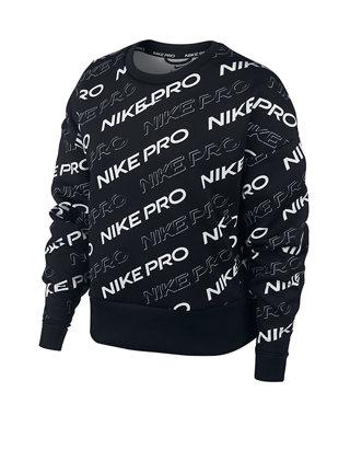 Casa de la carretera cuadrado asesinato  Nike® Pro Logo Fleece Crew Neck Pullover   belk
