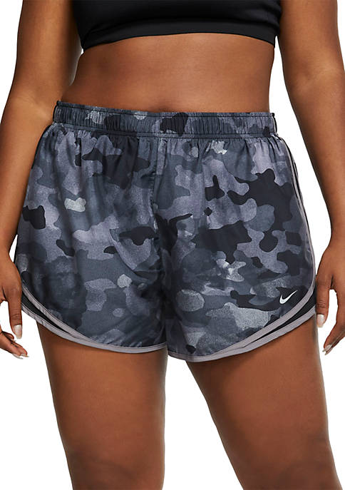 Nike® Plus Size Womens Tempo Running Shorts