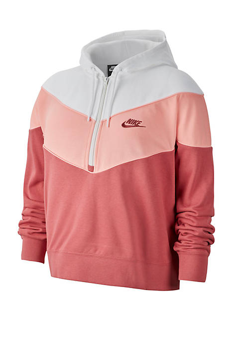 Nike® Plus Size Heritage Pullover