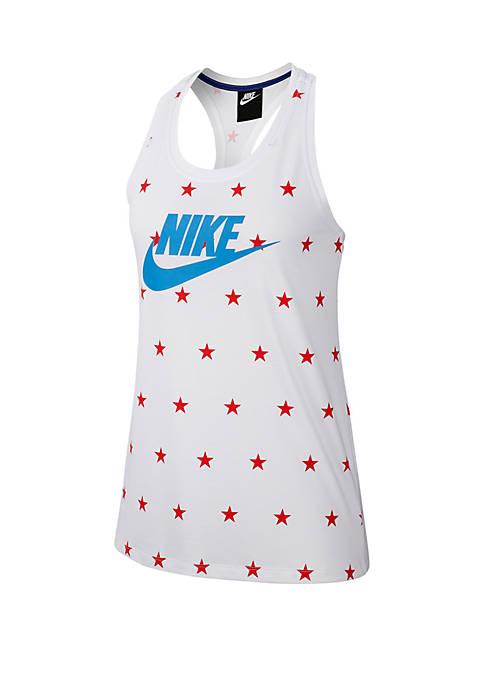 Nike® Racerback Star Tank