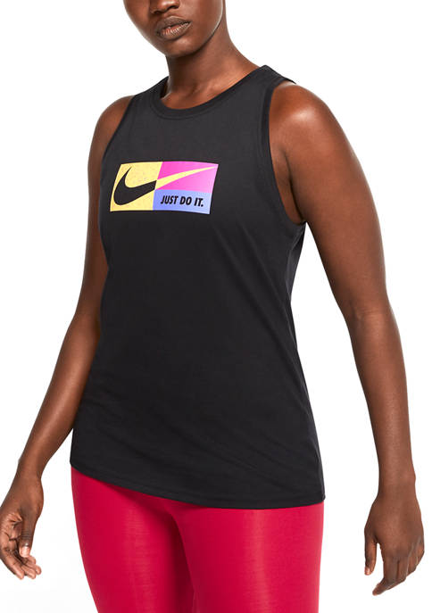 Nike® Dry Graphic Tank