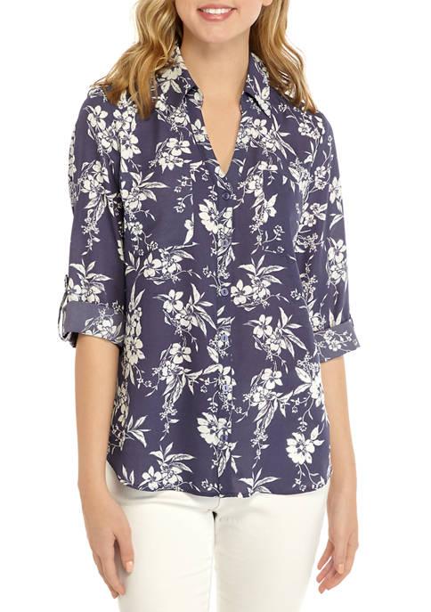 Juniors Printed Portofino Shirt