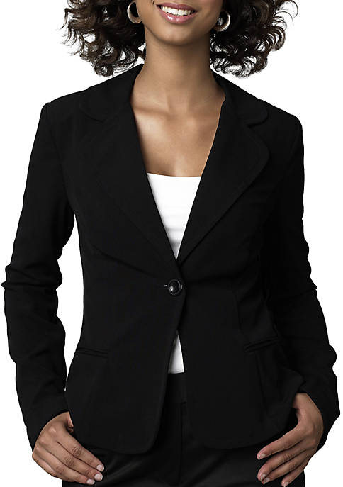 A. Byer A Byer One Button Jacket