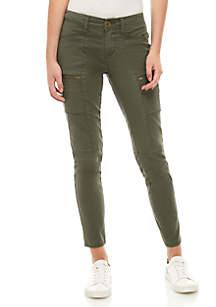 Union Bay Zip Pocket Utility Skinny Fit Pants