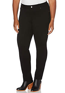 Plus Size Skinny Ankle Pant