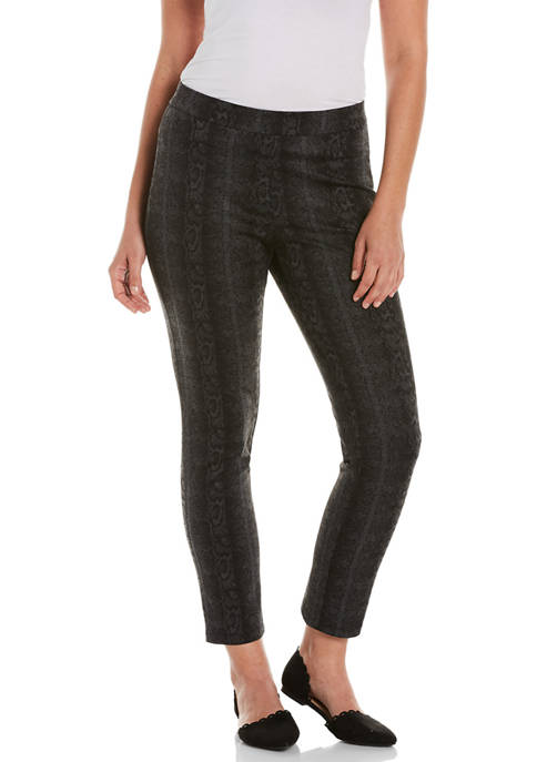 Petite Pull On Compression Pants