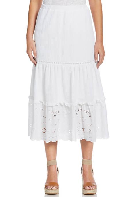Petite Maxi Medium Skirt