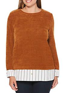 Petite 2Fer Sweater