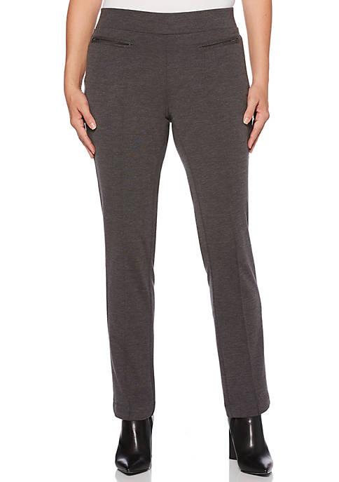 Rafaella Ponte Comfort Pull-On Pant