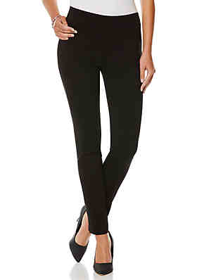d0134872ba166 Rafaella Solid Power Stretch Pants ...