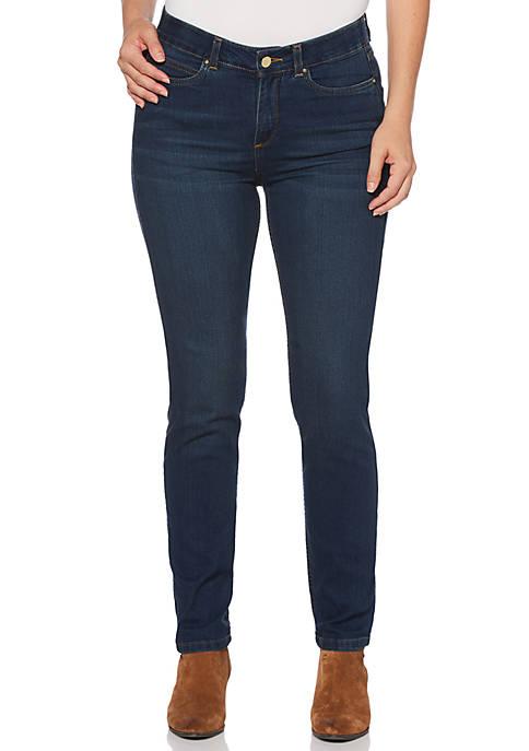 Denim with Benefits™ Skinny Jeans - Dark Azure