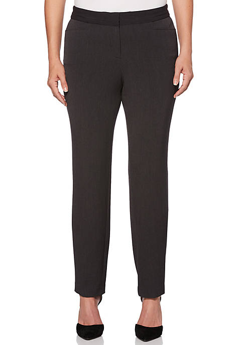Rafaella Slim Short Pants