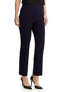 Slim Short Pants