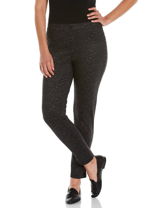 Womens Pull On Compression Pants