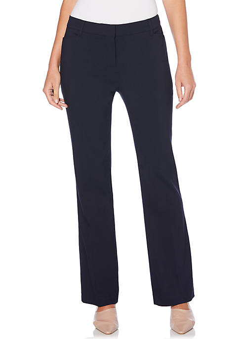 Rafaella Supreme Modern Bootcut Pants
