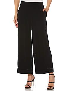 Rafaella Crop Pants