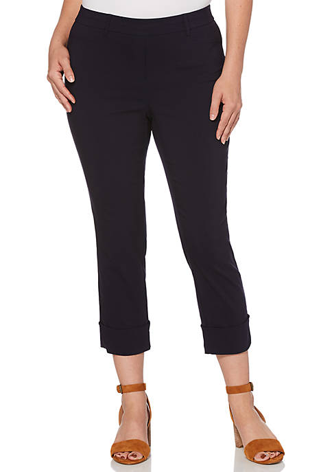 Supreme Stretch Capri Pants
