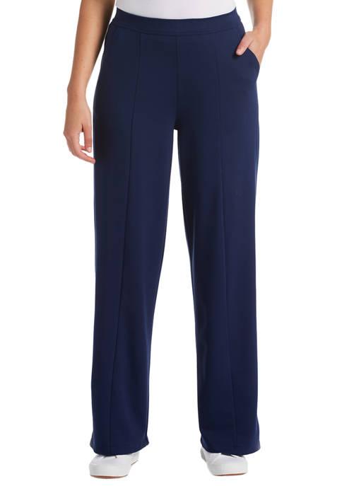 Womens Effortless Essential Pull On Pants