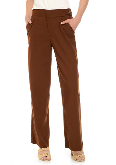 Womens Full Length Utility Pants
