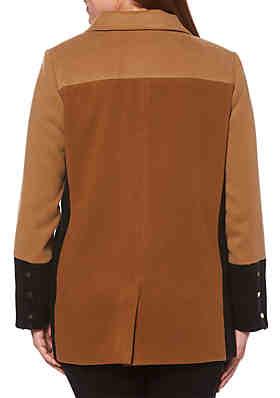 e1e0ce740db Rafaella Plush Coat Rafaella Plush Coat