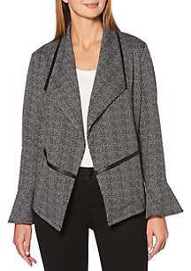 Hatchi Short Drape Jacket