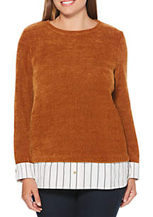 2Fer Sweater