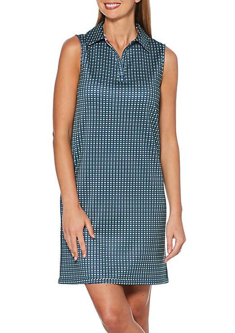 Rafaella Reversible Tiny Golf Polo Dress
