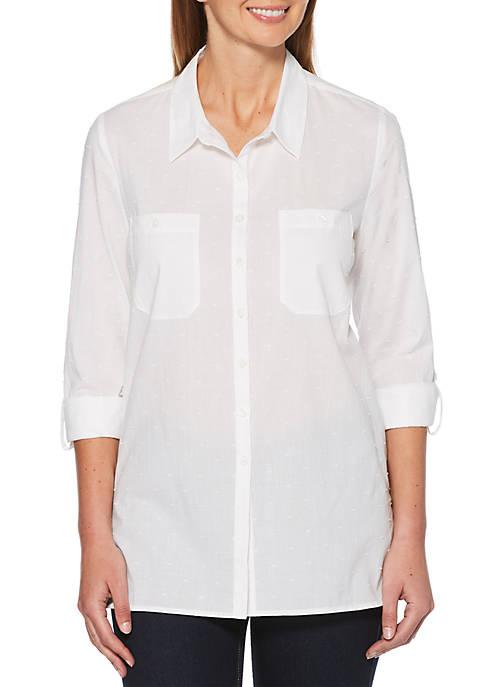 Rafaella Double Pocket Shirt