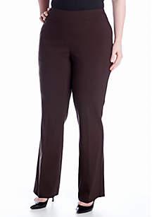 Plus Size Tech Stretch Pant (Short & Average Inseams)