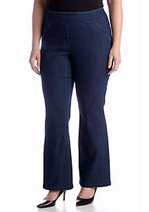Plus Size Tech Stretch Pant - Short Length