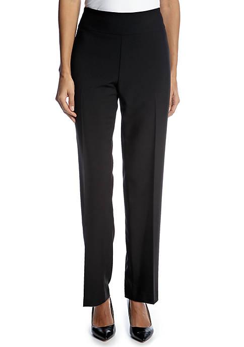 Kim Rogers® Petite Comfort Waist Pull On Pant