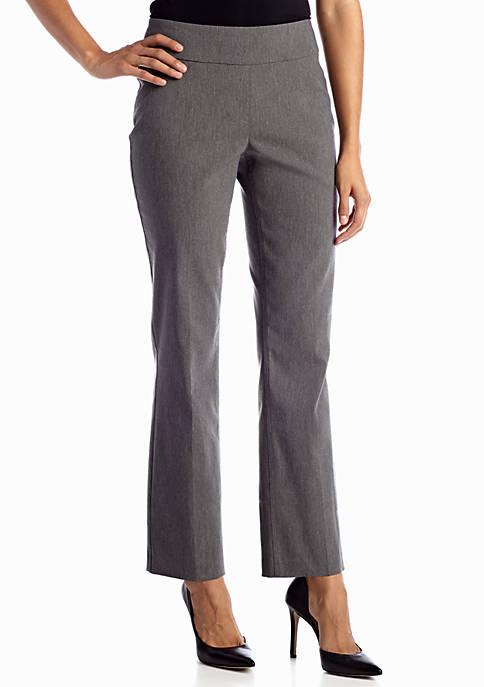 Kim Rogers® Petite Size Tech Stretch Pant
