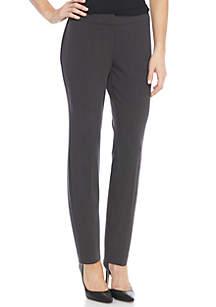 Petite Size Milano Slim Leg Short Pants
