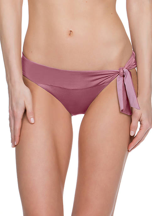 Ballerina Side Tie Swim Bottom