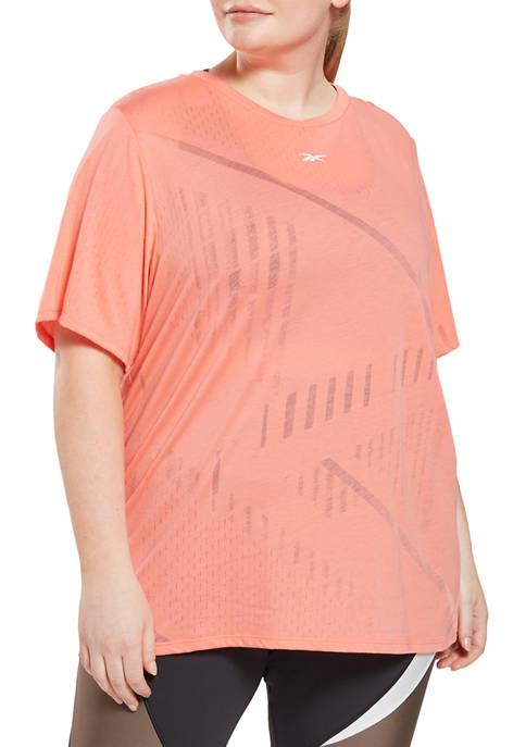 Plus Size Short Sleeve T-Shirt