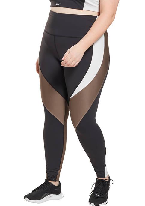 Plus Size Active Leggings