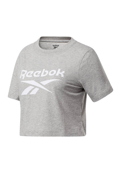 Identity Cropped T-Shirt