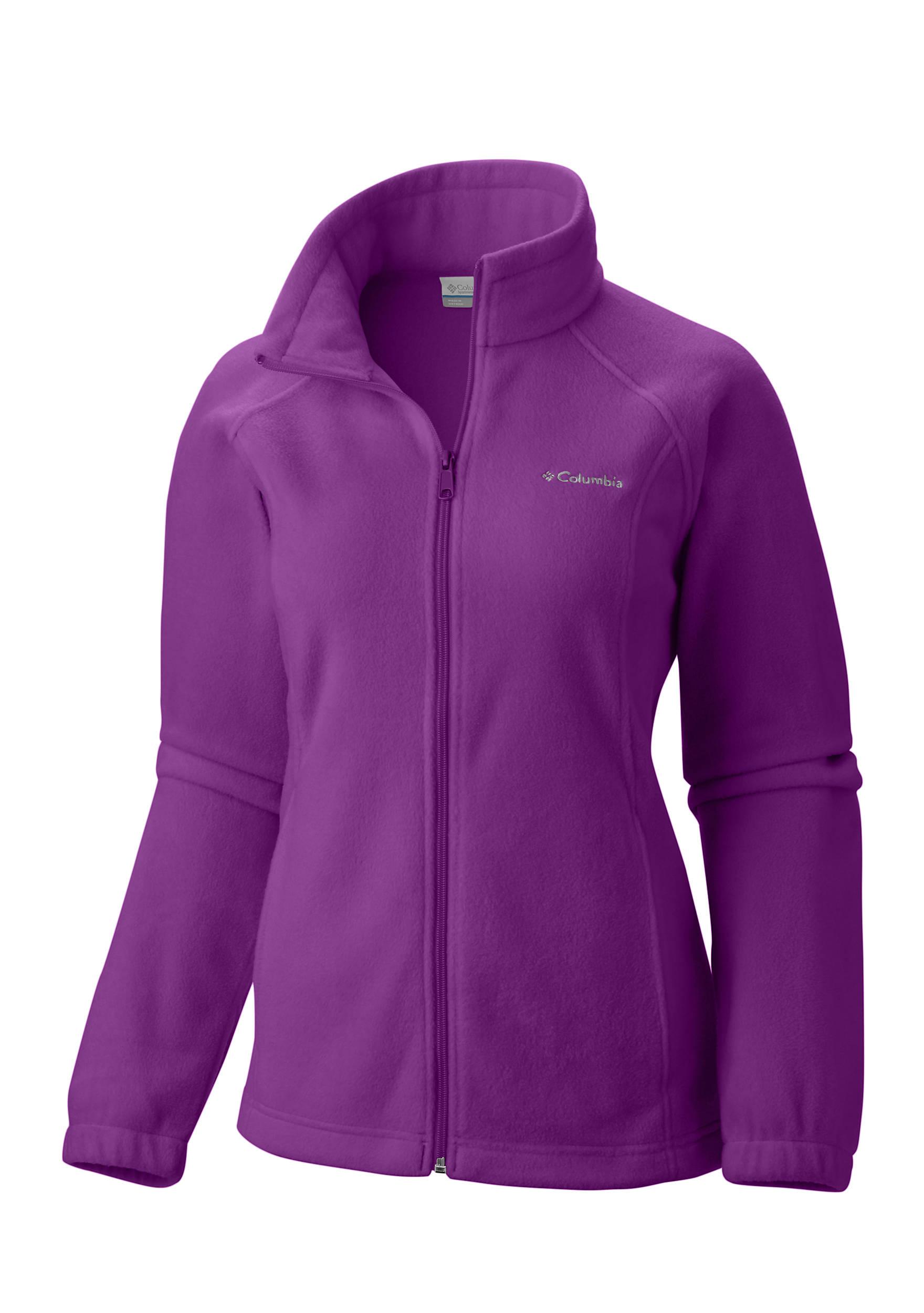 Columbia Women's Benton Springs Full Zip Fleece Jacket | belk