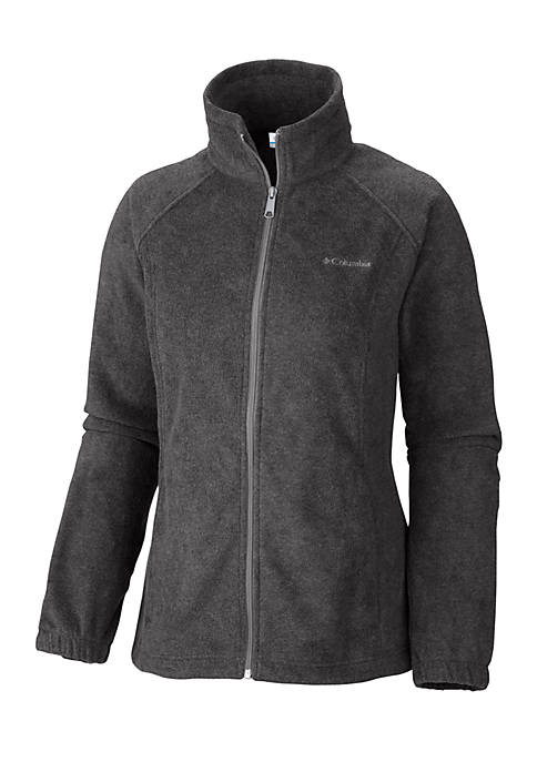 Columbia Petite Benton Springs Fleece Full Zip Jacket