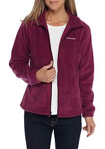 Petite Women's Benton Springs Fleece Full Zip Jacket
