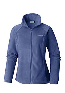 Petite Women's Benton Springs Fleece Full Zip Jacket