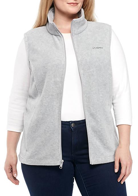 Columbia Plus Size Benton Vest