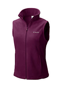 Petite Women's Benton Springs Fleece Full Zip Vest