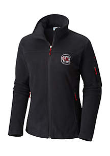 Collegiate Give And Go Full Zip Fleece