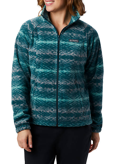Columbia Benton Springs™ Print Full Zip Jacket